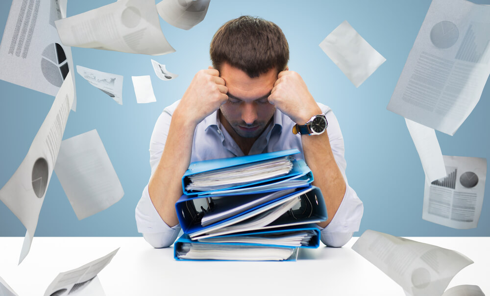 business owner stressful problems
