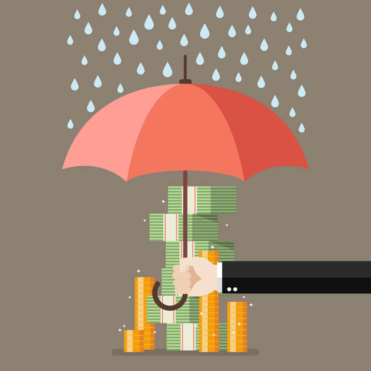 Rainy day funds for small business