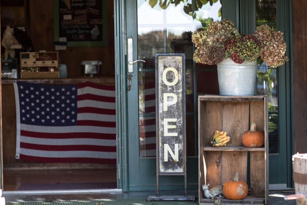 Fall season small business funding