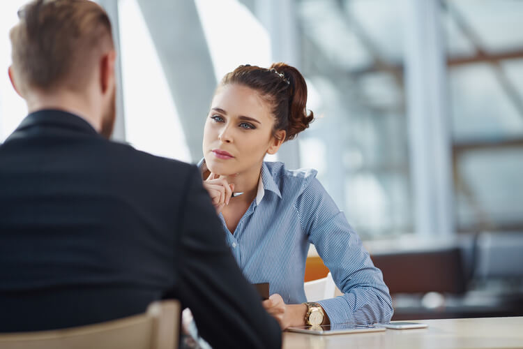 handling angry customers in small business listening employee