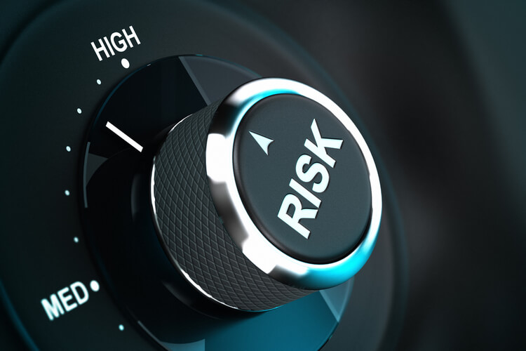 personal loan for business risk knob