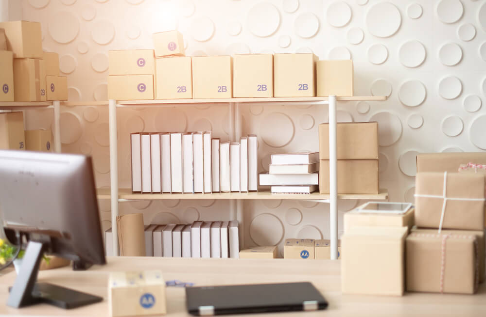 Organizing records for small business