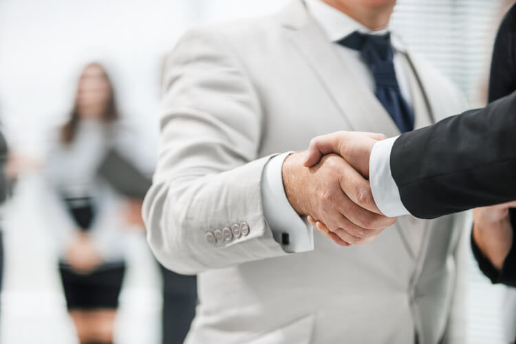 what not to do running business handshake
