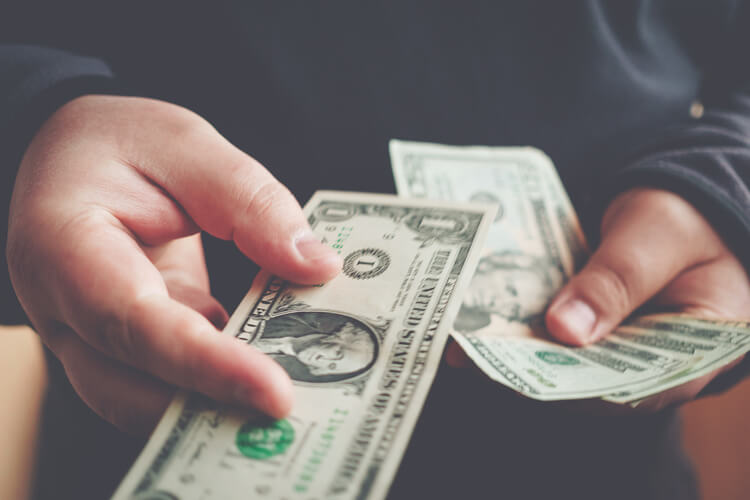 where to get business money cash in hand