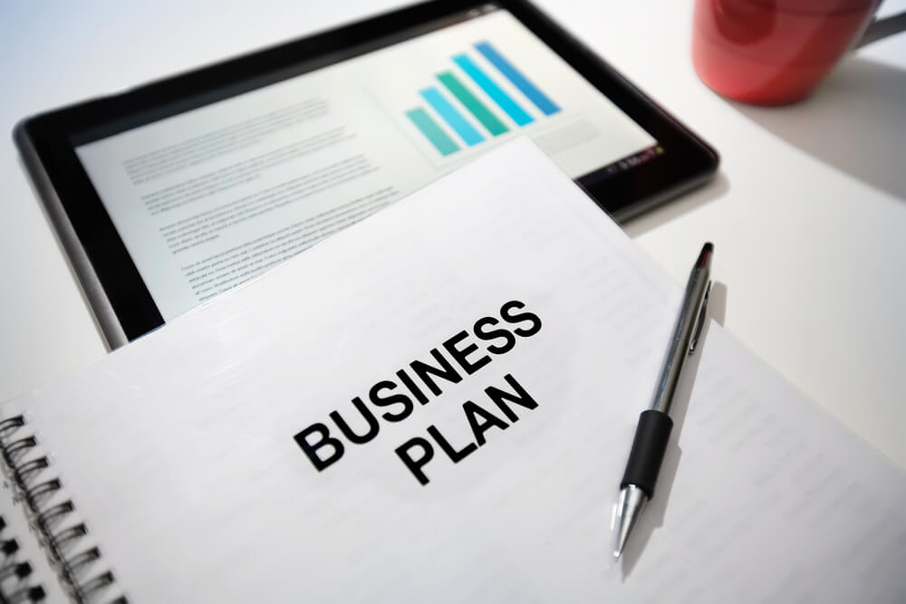 Writing perfect business plan